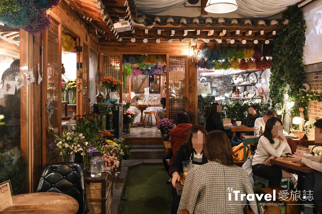 首爾庭院花房咖啡 Madang Flower Cafe (14)