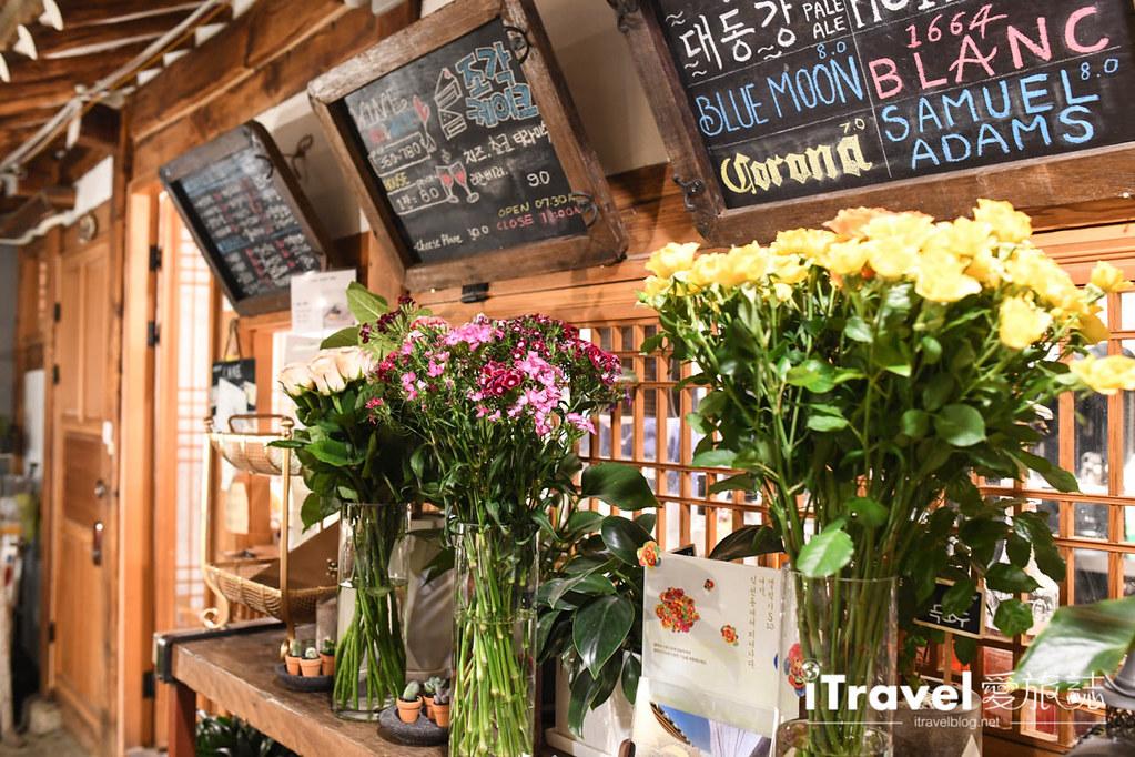 首爾庭院花房咖啡 Madang Flower Cafe (8)