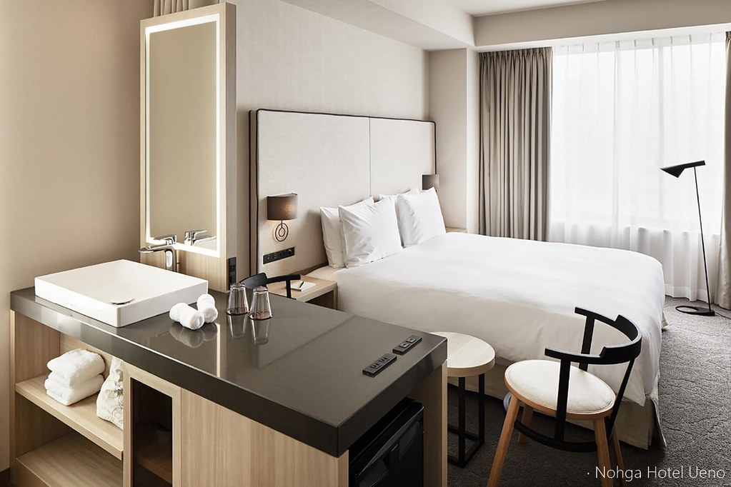 東京諾加上野飯店 Nohga Hotel Ueno (1)