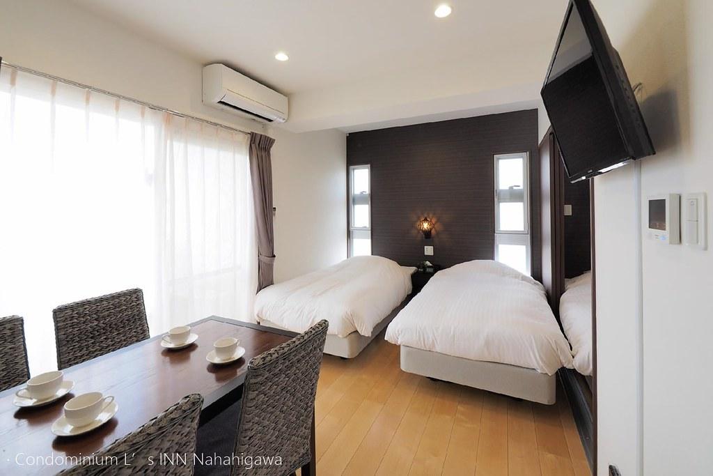 那霸樋川公寓旅館 Condominium L's INN Nahahigawa (1)