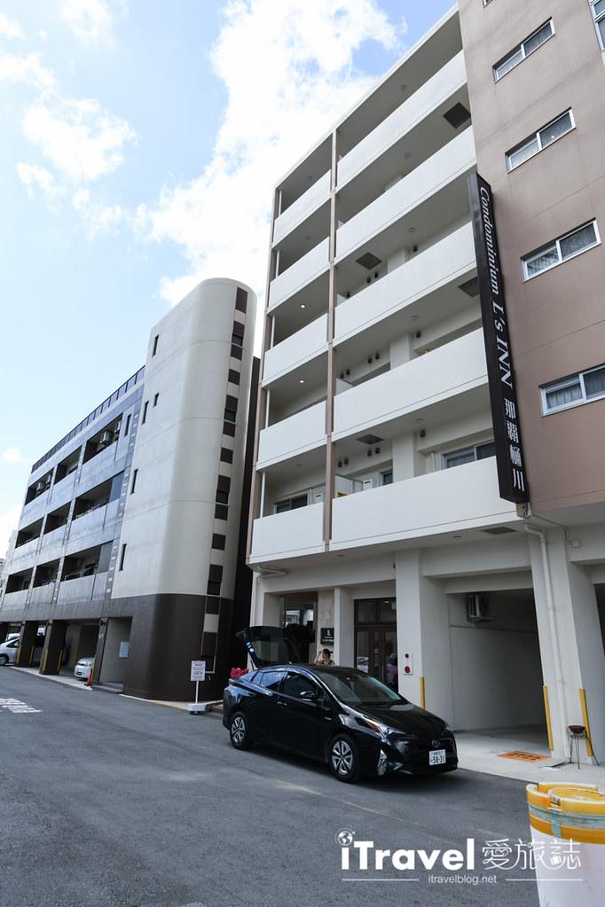 那霸樋川公寓旅馆 Condominium L's INN Nahahigawa (2)