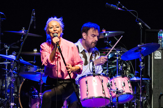 The Wendy James Band - O2 Academy Glasgow 8th Oct 2019