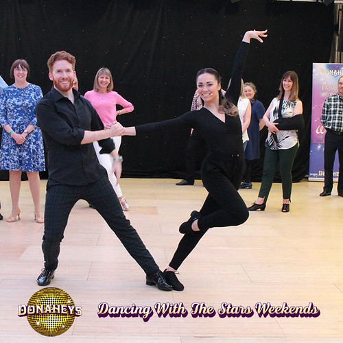 Strictly Come Dancing Stars Neil & Katya Jones