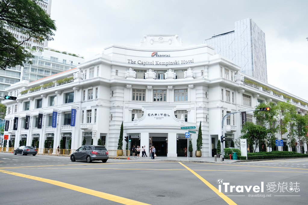 新加坡首都凱賓斯基飯店 The Capitol Kempinski Hotel Singapore (2)