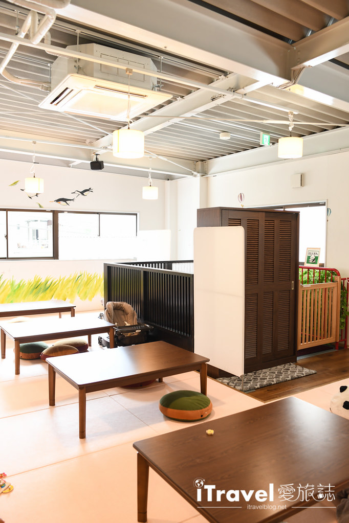 東京親子餐廳 パンダカフェPanda Cafe (11)