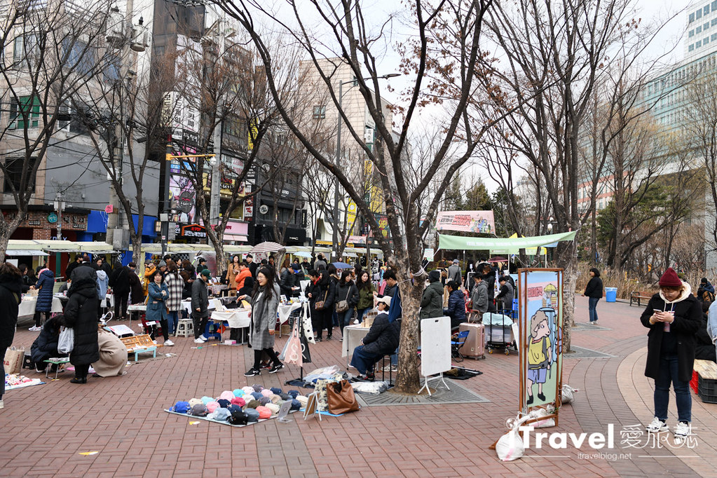 弘大自由市場 Hongdae Art Freemarket (11)