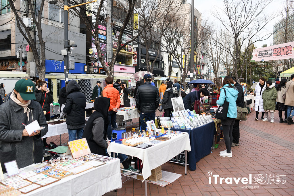 弘大自由市場 Hongdae Art Freemarket (25)