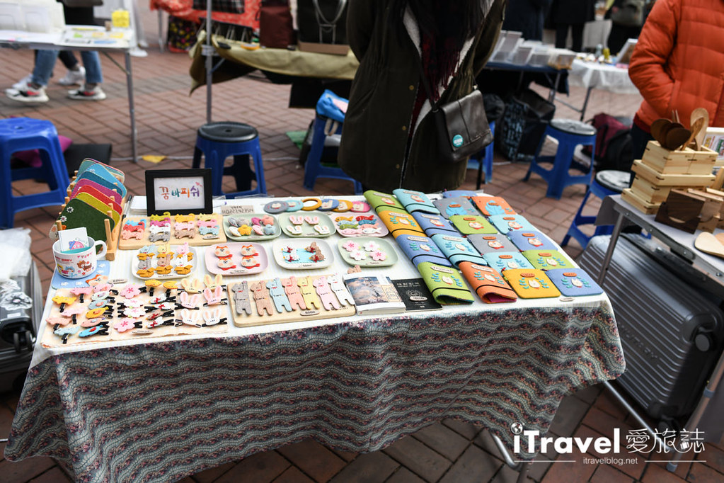 弘大自由市場 Hongdae Art Freemarket (22)