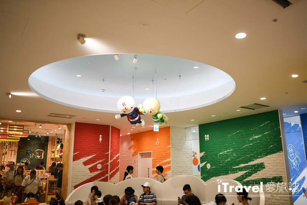 橫濱麵包超人兒童博物館 Yokohama Anpanman Children's Museum & Mall (120)