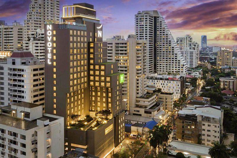 Novotel Bangkok Sukhumvit 4 1