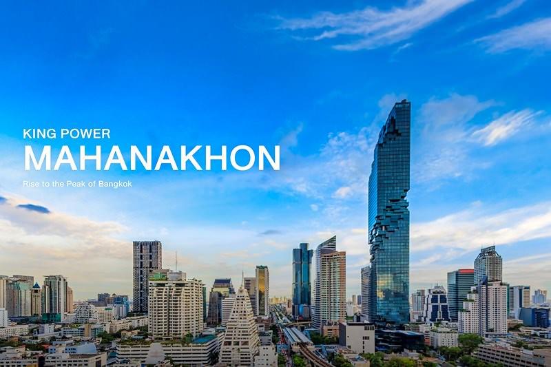 Orient Express Mahanakhon Bangkok