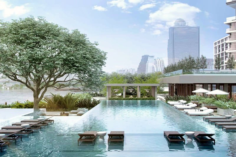 Four Seasons Hotel Bangkok at Chao Praya River 1
