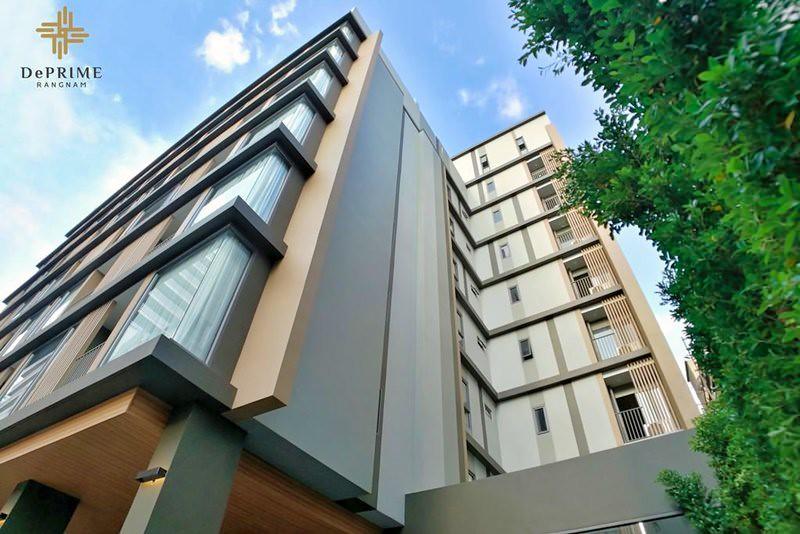 De Prime Rangnam Hotel 1