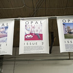 OPAL Issue #3 Launch at House of Common