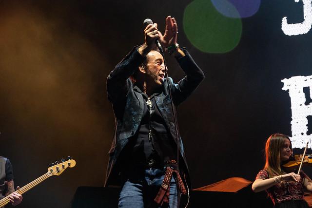 Johnny Mac & The Faithful - SSE Hydro  Glasgow 28th November 2019
