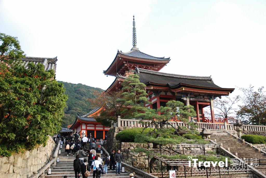 京都清水寺 Kiyomizu Temple (5)