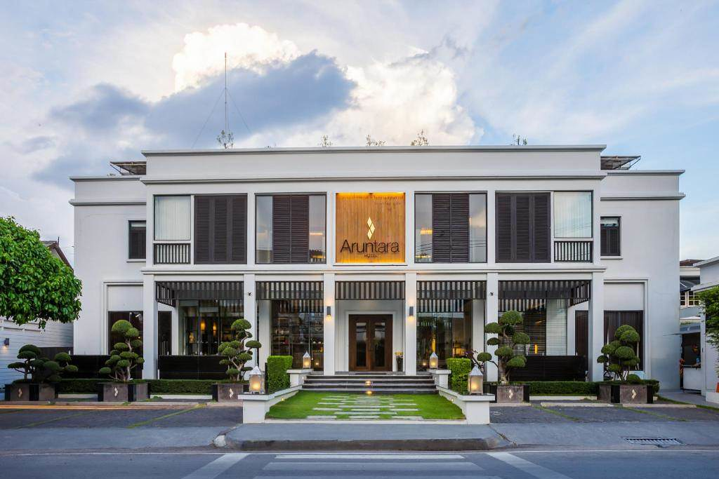 Aruntara Riverside Boutique Hotel 1