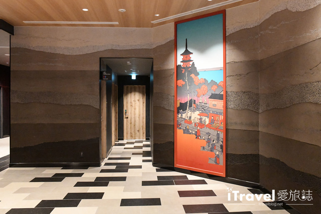 The b東京淺草飯店 The b Tokyo Asakusa (10)