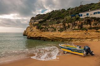 Praia do Benagil. 24-11-19.