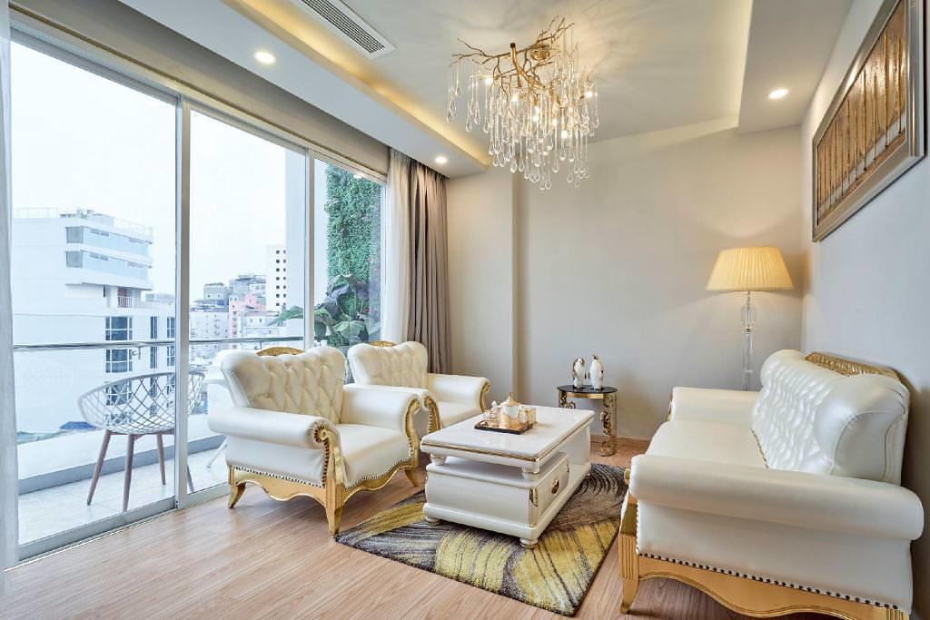 Cicilia Saigon Hotels & Spa 4