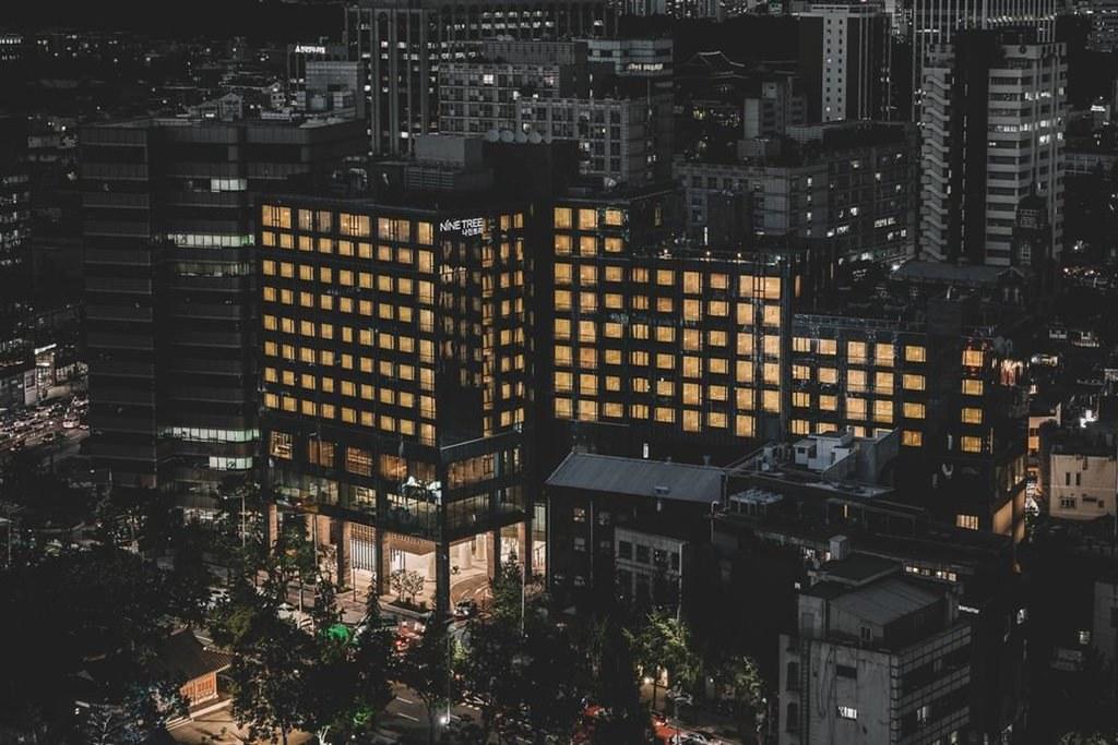 Nine Tree Premier Hotel Insadong 1