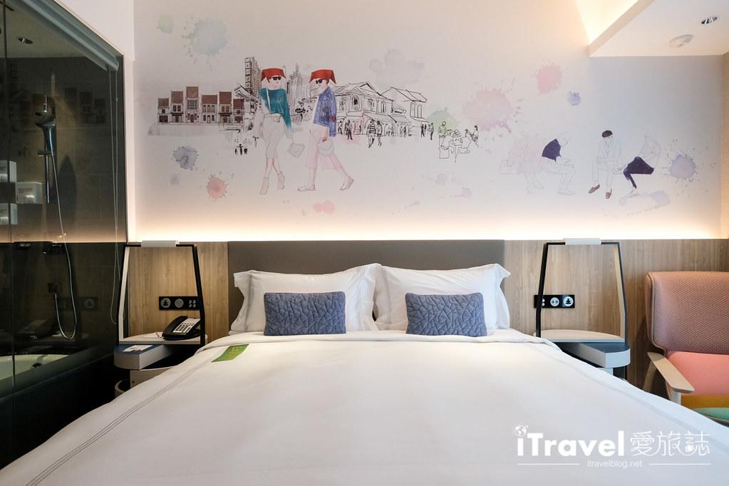 新加坡凱貝麗公寓飯店 Capri by Fraser China Square Singapore (15)