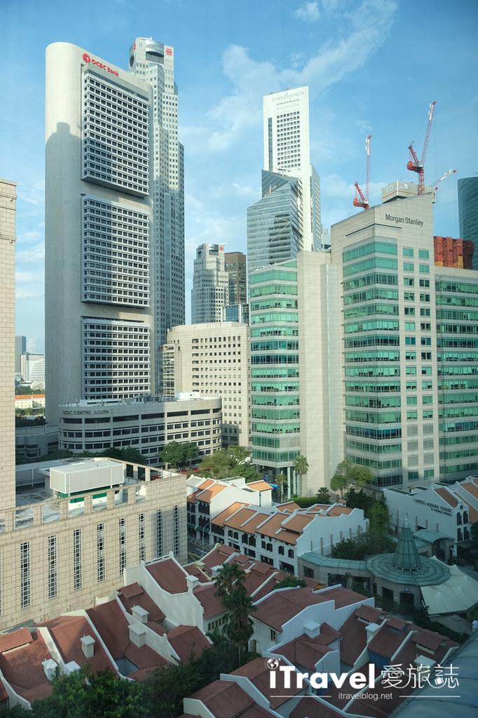 新加坡凱貝麗公寓飯店 Capri by Fraser China Square Singapore (31)