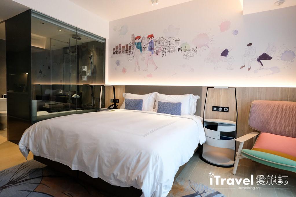 新加坡凱貝麗公寓飯店 Capri by Fraser China Square Singapore (16)