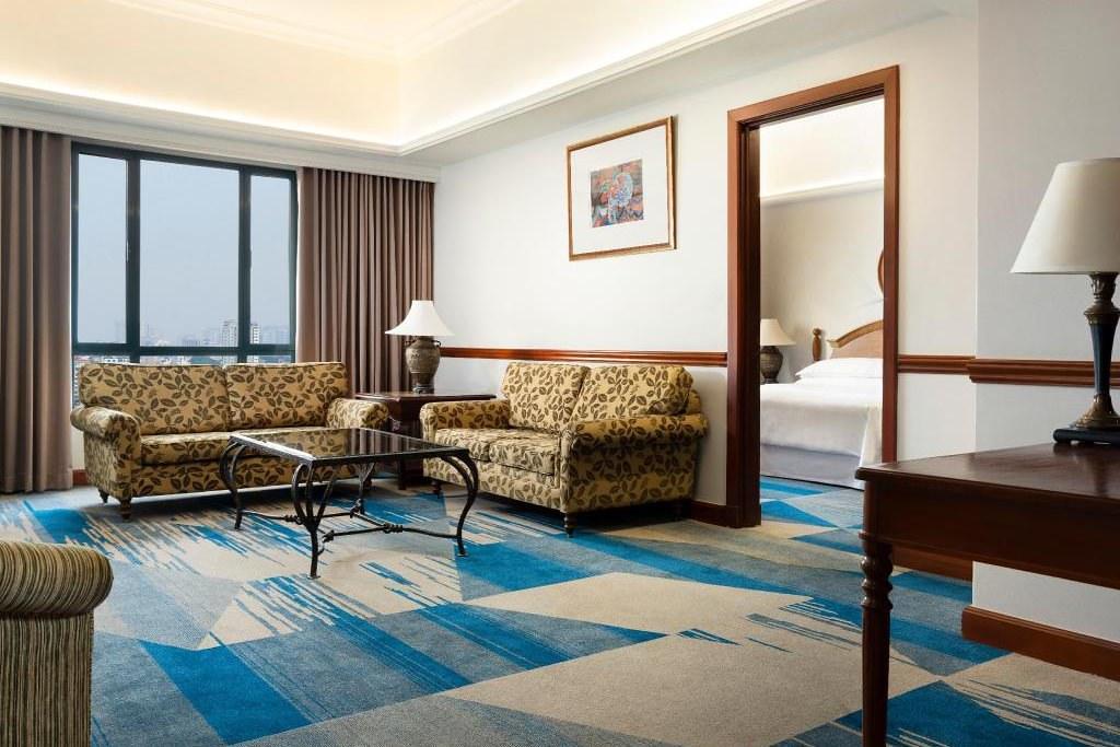 Sheraton Hanoi Hotel 4