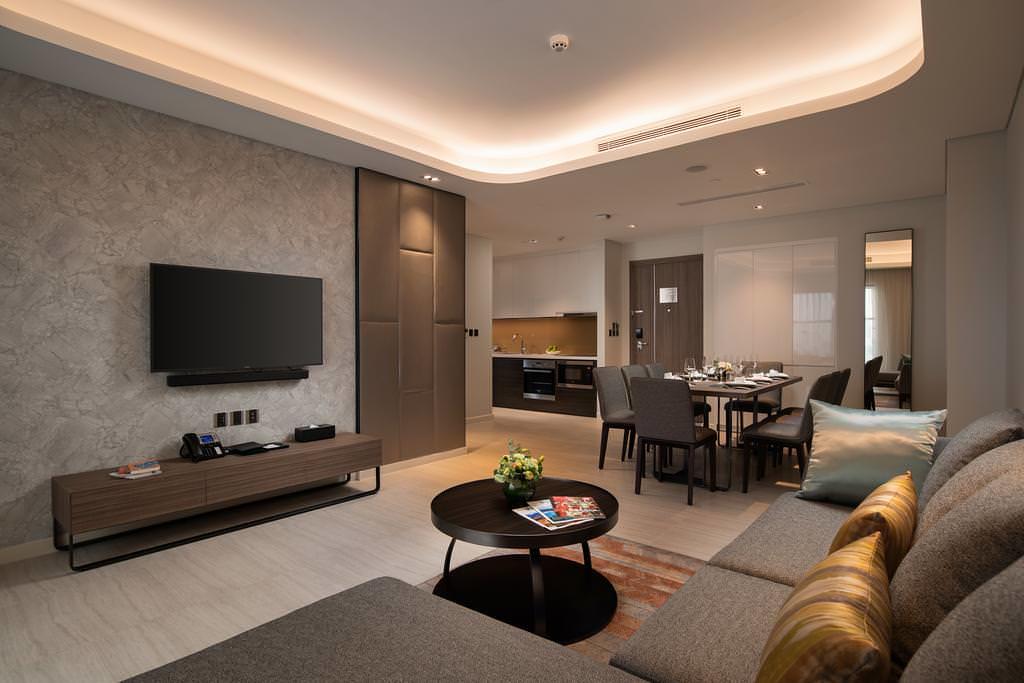 Oakwood Residence Hanoi 3
