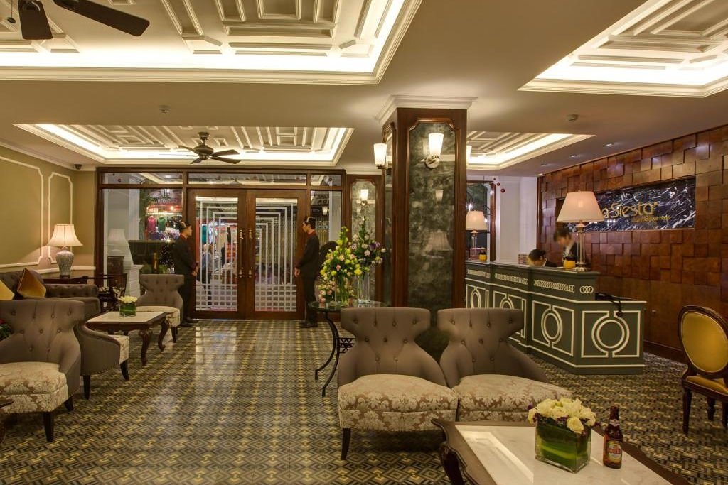 Hanoi La Siesta Hotel and Spa 2