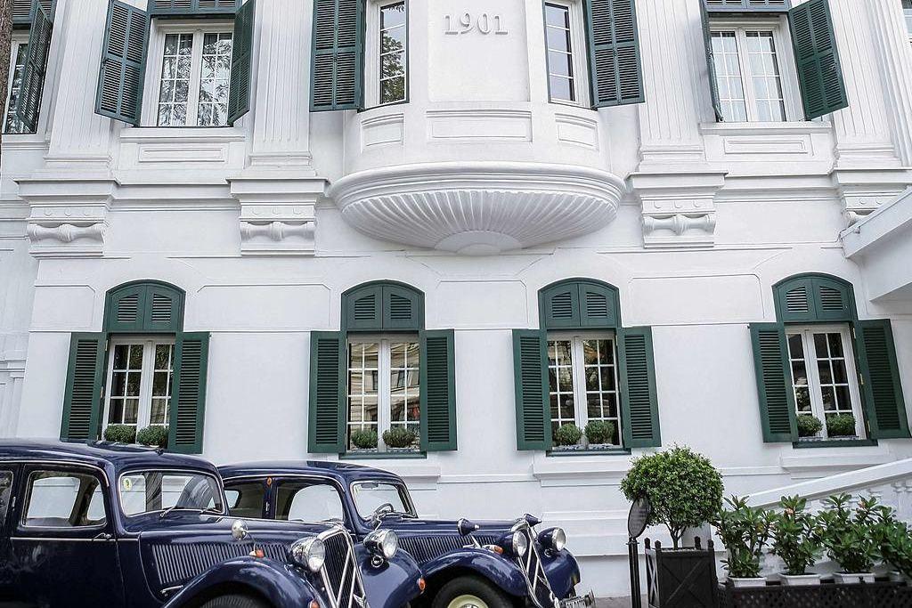 Sofitel Legend Metropole Hanoi Hotel 1