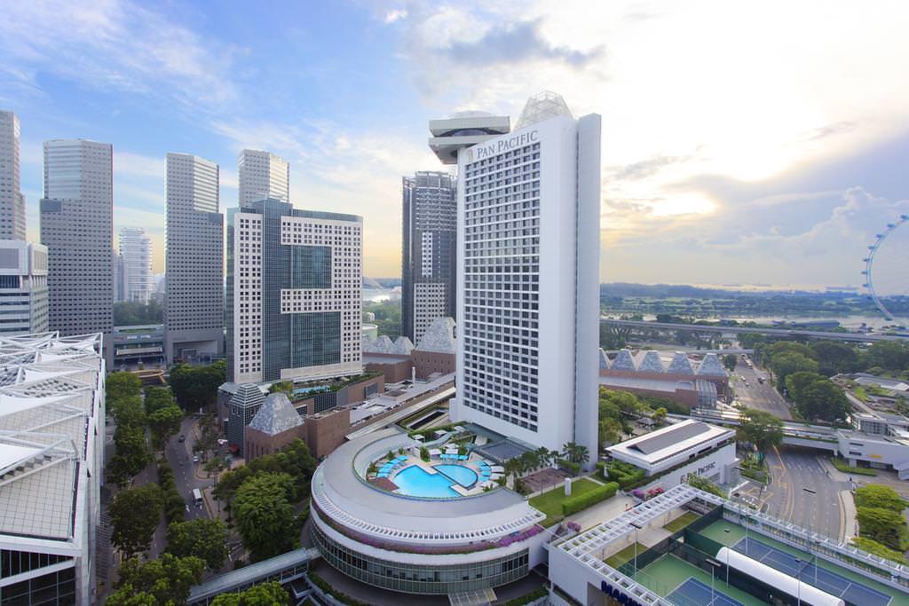 Pan Pacific Singapore 1