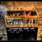 Tullamore IR - Tullamore Dew Heritage Center Spirit Safe