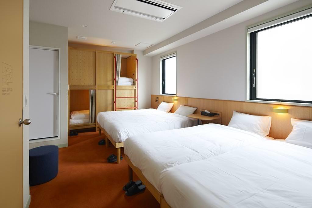 Mustard Hotel Asakusa 2 3