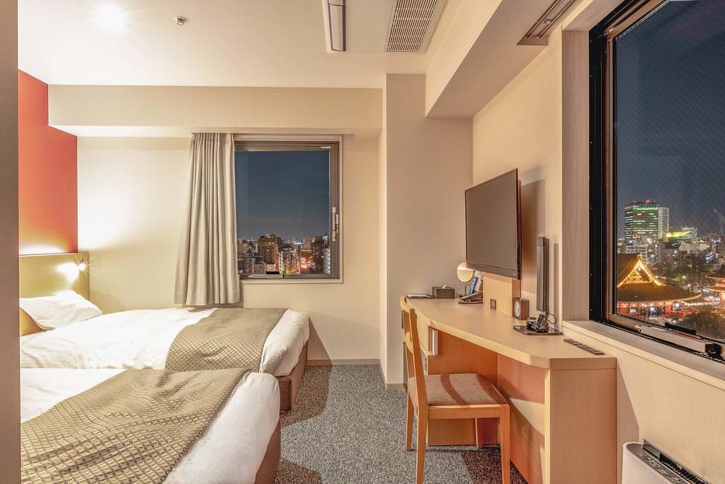 Hotel WBF Tokyo Asakusa 3