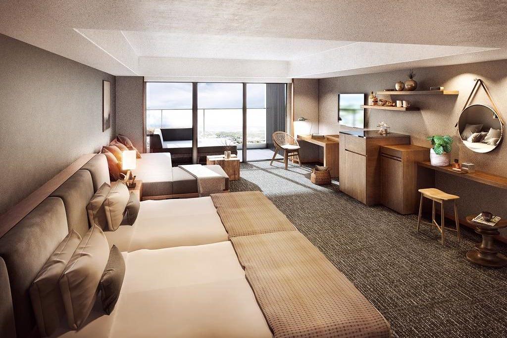Glamday Style Hotel & Resort Okinawa Yomitan 3