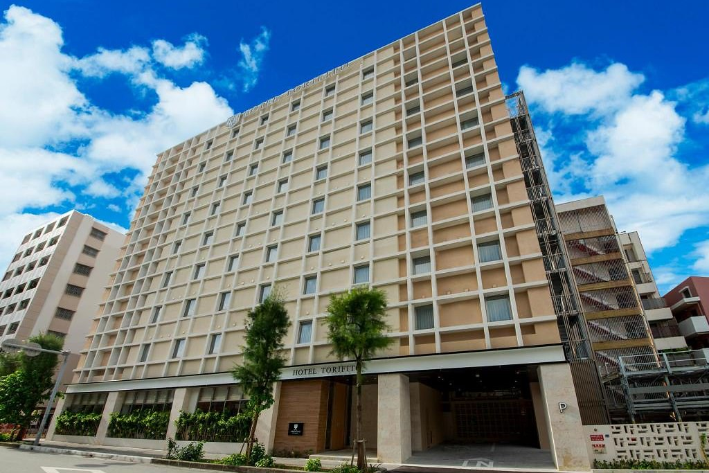 Hotel Torifito Naha Asahibashi 1