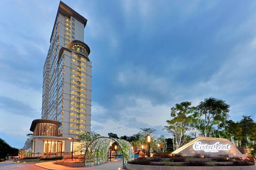 Centre Point Hotel Pattaya 1
