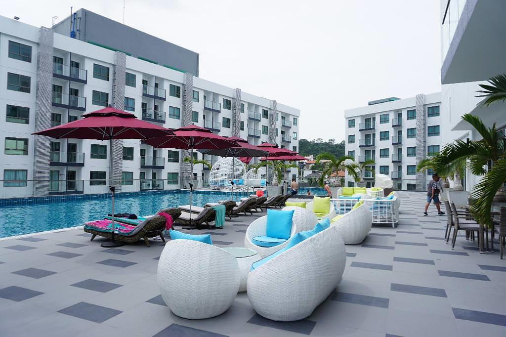 Arcadia Beach Resort Condominium 1
