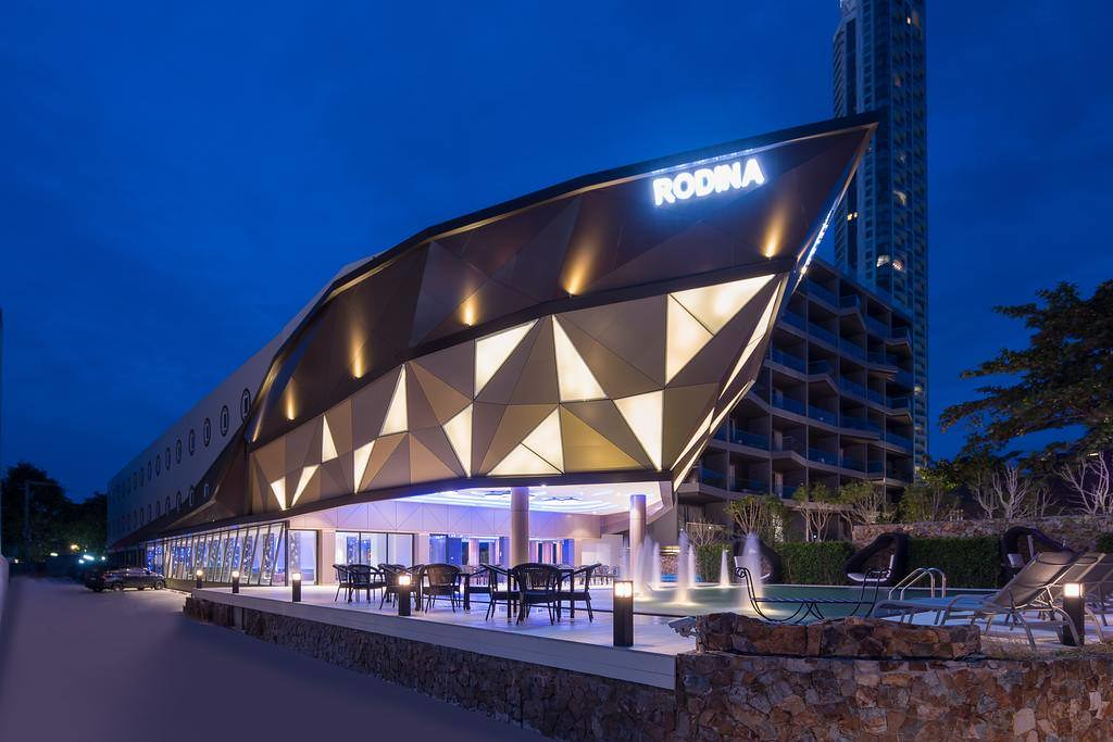 Rodina Beach Hotel 1
