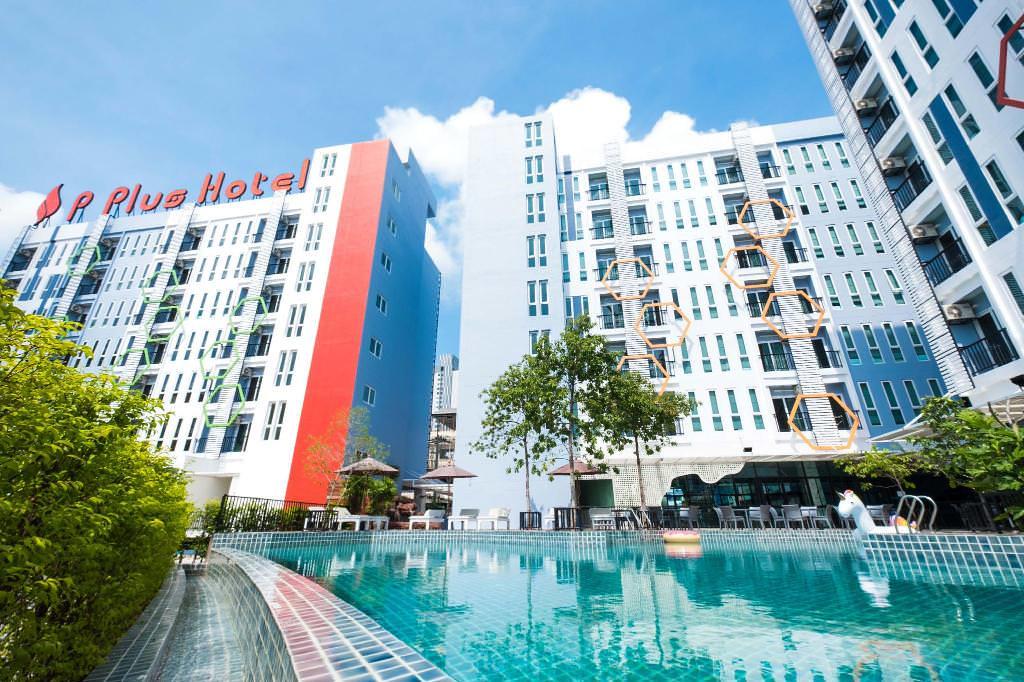 P Plus Hotel 1