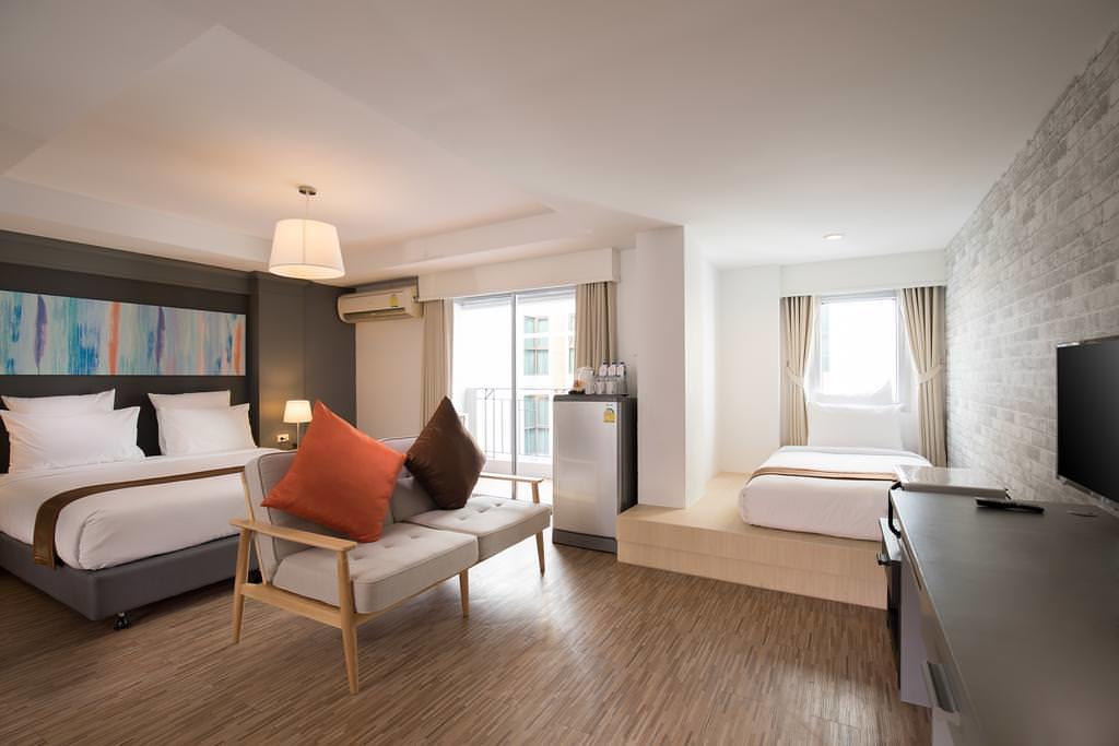 Oakwood Hotel Journeyhub Pattaya 3