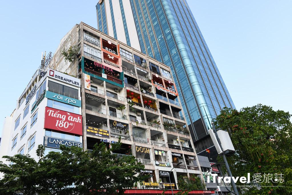 胡志明市咖啡公寓 The Cafe Apartment (3)