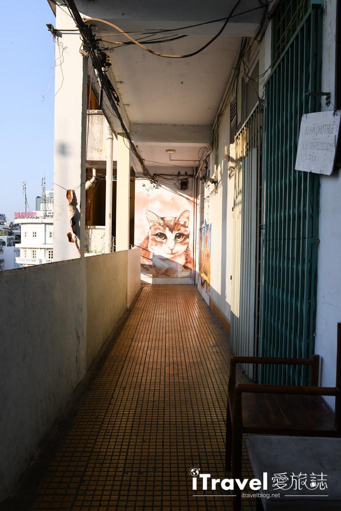胡志明市咖啡公寓 The Cafe Apartment (16)