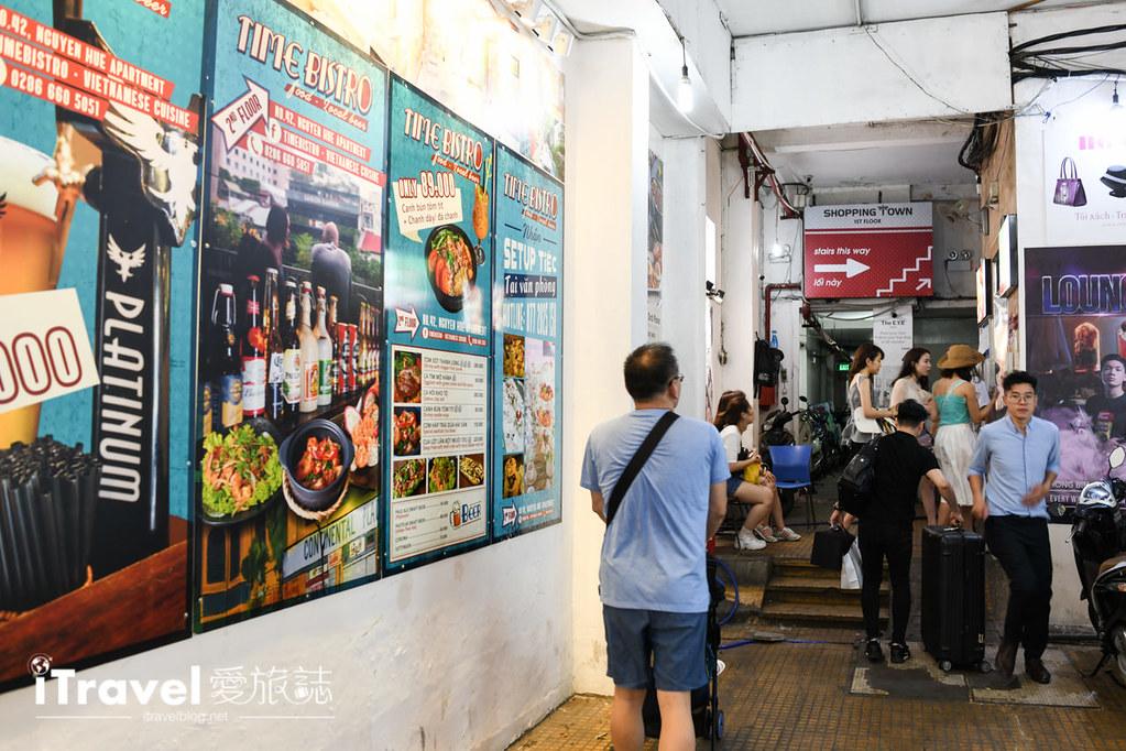 胡志明市咖啡公寓 The Cafe Apartment (7)