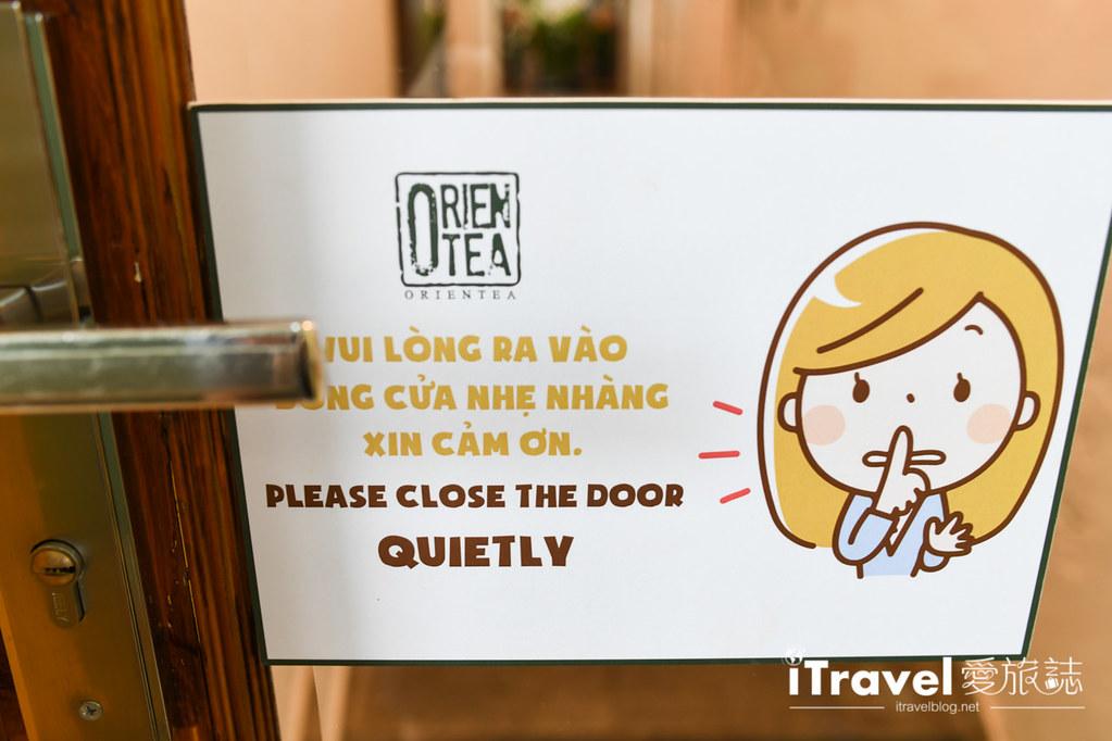 胡志明市咖啡公寓 Orient Tea (4)