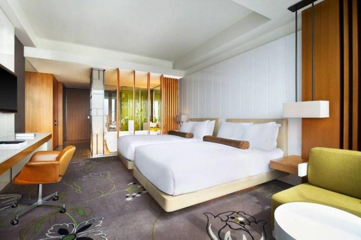 W Taipei Hotel 3