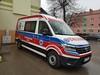 2020-01-10 Orzysz: Nowy ambulans dla ratowników