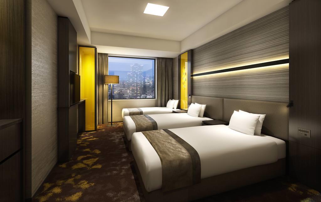 The Royal Park Hotel Iconic Osaka Midosuji 2